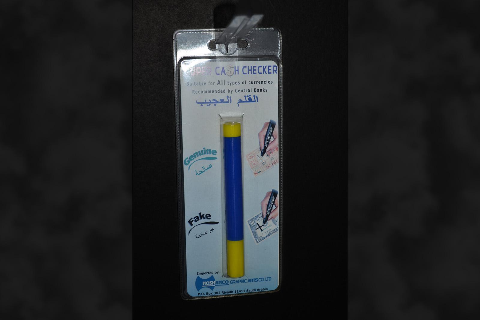 Blister alta frequenza pennarello
